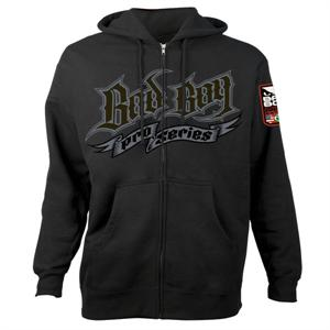Kids Bad Boy Zip Up Hoodie